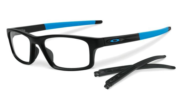baede352f2658 Armação Óculos de Grau Oakley Masculino Crosslink Pitch OX8037-01 ...