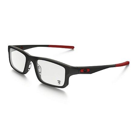 d71b70655ae83 Armação Óculos de Grau Oakley Masculino Voltage Scuderia Ferrari OX8049-07