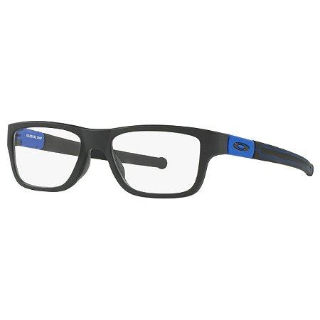 Armação Óculos de Grau Oakley Masculino Marshal MNP OX8091-05 ... 095911ba30fc3