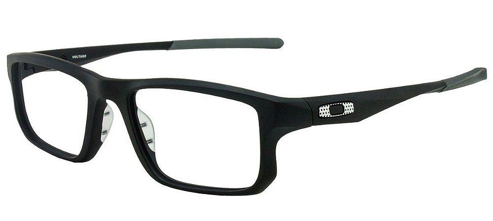 Armação Óculos de Grau Oakley Unissex Voltage OX8049-09