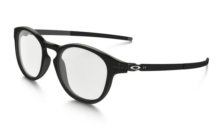Armação Óculos de Grau Oakley Unissex Pitchman R OX8105-01 - Ótica ... d816eb21d8