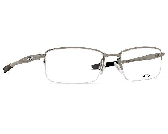 Armação Óculos de Grau Oakley Masculino OX3167L-02 - Ótica Quartz aaed074bd8