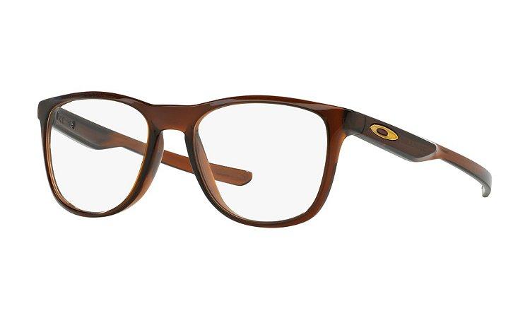 Armação Óculos de Grau Oakley Unissex Trillbe X OX8130-04 - Ótica Quartz 2b6c59efd3