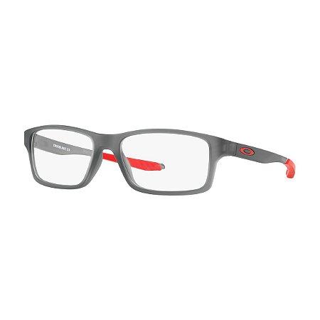 Armação Óculos de Grau Oakley Infantil Crosslink XS OY8002-03 ... ead29c879e6