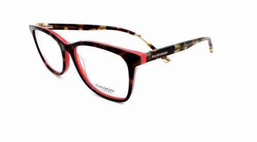 Armação Óculos de Grau Ana Hickmann Feminino AH6278 G21 - Ótica Quartz ab011bc27e