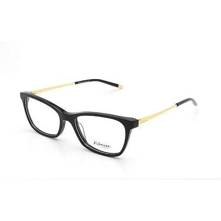 c856dea0d Armação Óculos de Grau Hickmann Feminino HI6043 A01 - Ótica Quartz