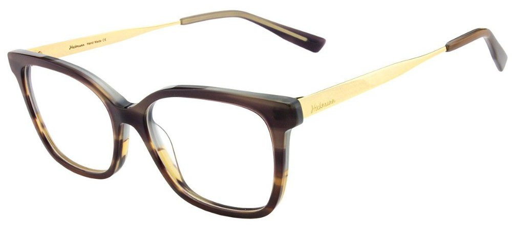 Armação Óculos de Grau Hickmann Feminino HI6075 C02