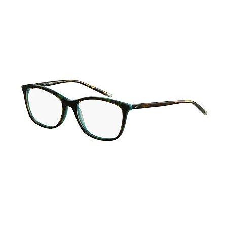 Armação Óculos de Grau Hickmann Feminino HI6044 G24