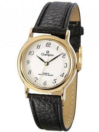 2962cda5ee2 Relógio Champion Feminino Glamour Analógico CN28026B - Ótica Quartz