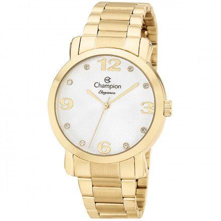 Relógio Champion Feminino Elegance Analógico CN26279H