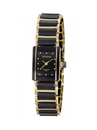 Relógio Technos Feminino Elegance Ceramic/Sapphire Analógico 5Y30MYPAI/4P