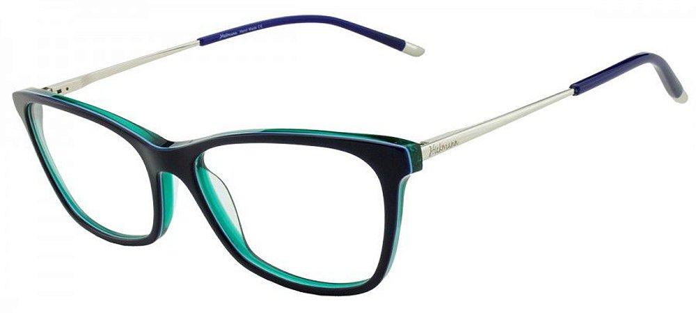 Armação Óculos de Grau Hickmann Feminino HI6032 H02