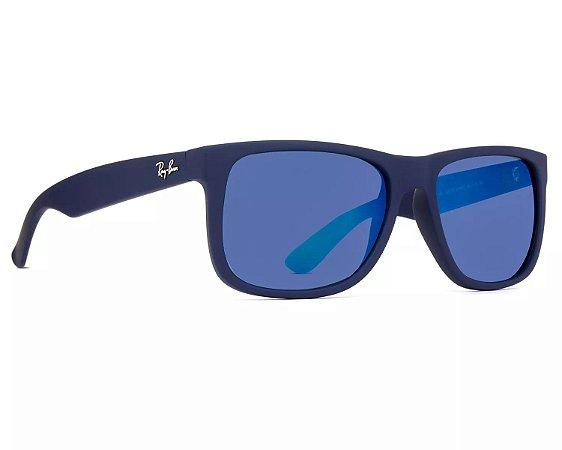 Óculos de Sol Ray-Ban Justin RB4165L 6209 55 55 - Ótica Quartz 688119e1a7