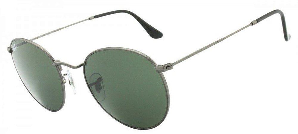 Óculos de Sol Ray-Ban Round Metal RB3447L 029 53 - Ótica Quartz f07a71e6eb