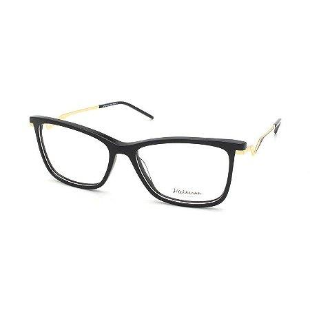 Armação Óculos de Grau Hickmann Feminino HI6100 A01