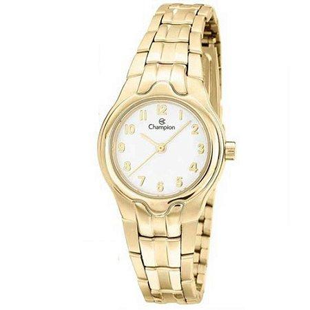 510bfaa0fe6d5 Relógio Champion Feminino Analógico CH28960H - Ótica Quartz