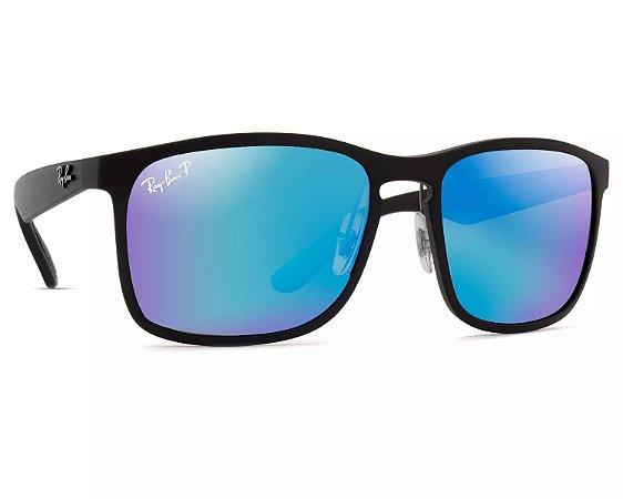201d44f101e2a Óculos de Sol Ray-Ban Chromance RB4264 601SA1 58 Polarizado - Ótica ...