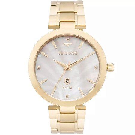 Relógio Technos Feminino Elegance St. Moritz Analógico GL10ID 4B ... 336aaa40e8