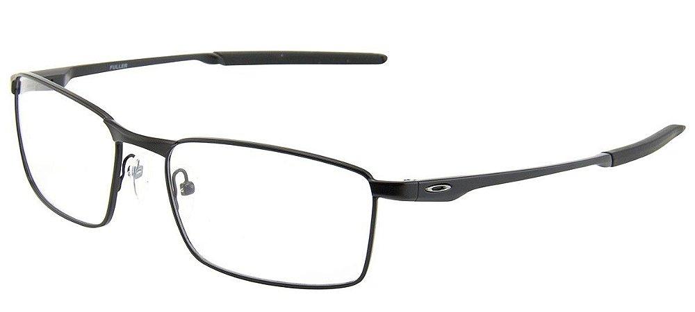 Armação Óculos de Grau Oakley Masculino Fuller OX3227-01 - Ótica Quartz a3d9cebe18