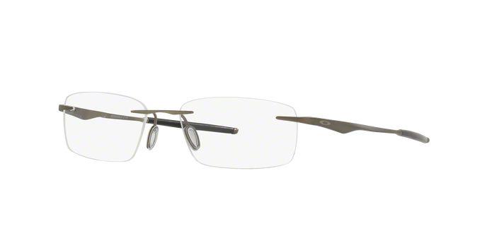 Armação Óculos de Grau Oakley Masculino Wingfold EVR OX6118-01 ... bfb14c21c6