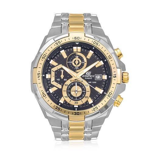 5e14fb08298 Relógio Casio Masculino Edifice Analógico 97019GPCEBA1 - Ótica Quartz