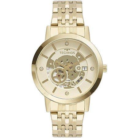 d75f46163c Relógio Technos Feminino Fashion Trend Analógico 2117LAO 4X - Ótica ...