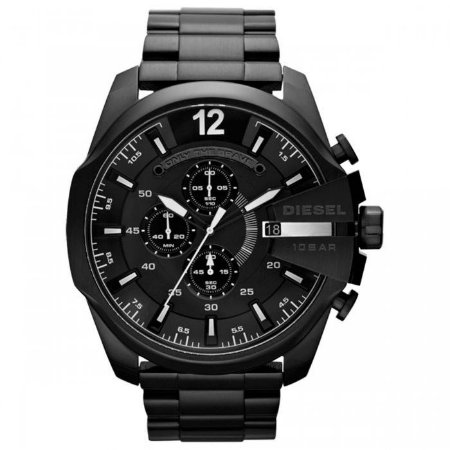 f0c8533b2d68f Relógio Diesel Masculino Mega Chief Analógico DZ4283 1PN - Ótica Quartz