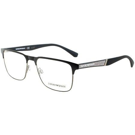 4bc8da1ae Armação Óculos de Grau Emporio Armani Masculino EA1061 3001 - Ótica ...