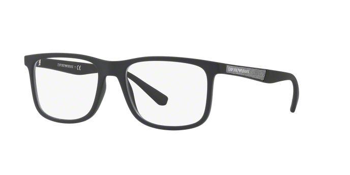 2e4eaa8d8 Armação Óculos de Grau Emporio Armani Masculino EA3112 5042 - Ótica ...