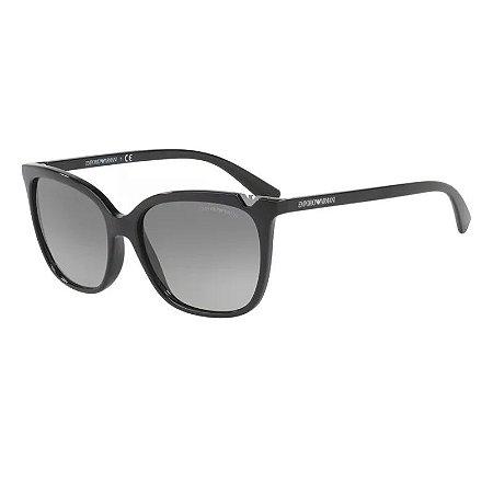 0d490386a Óculos de Sol Emporio Armani Feminino EA4094 5017/11 56 - Ótica Quartz