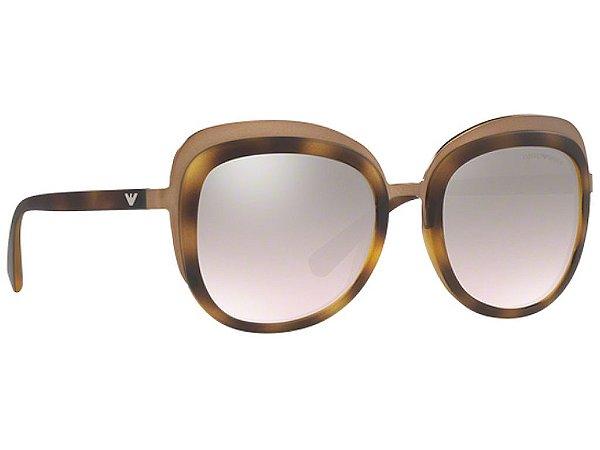 900b3f9ee Óculos de Sol Emporio Armani Feminino EA2058 32018Z 53 - Ótica Quartz