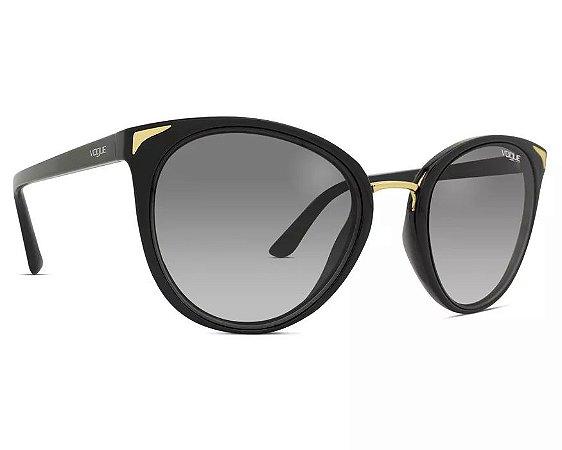 df82d43375efe Óculos de Sol Vogue Metallic Beat VO5230SL W44 11 - Ótica Quartz