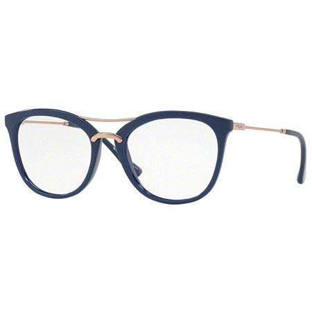 82bd602d5fe1f Armação Óculos de Grau Vogue Feminino VO5156L 2288 - Ótica Quartz