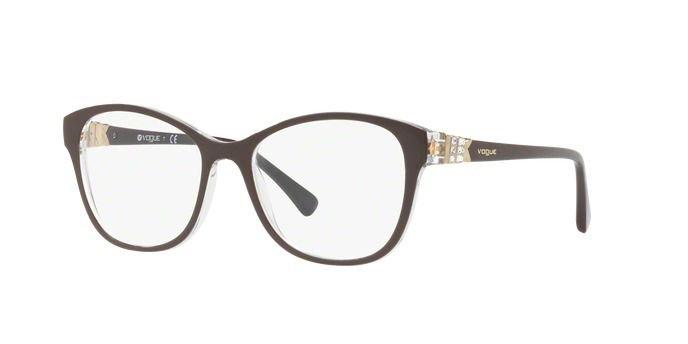 Armação Óculos de Grau Vogue Feminino VO5169B 2561 - Ótica Quartz f8fb485413