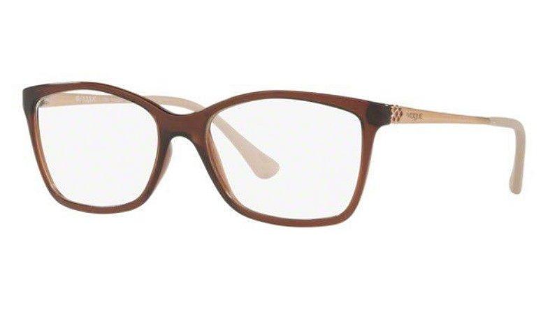 Armação Óculos de Grau Vogue Feminino VO5043L 2591 - Ótica Quartz bffe82627c