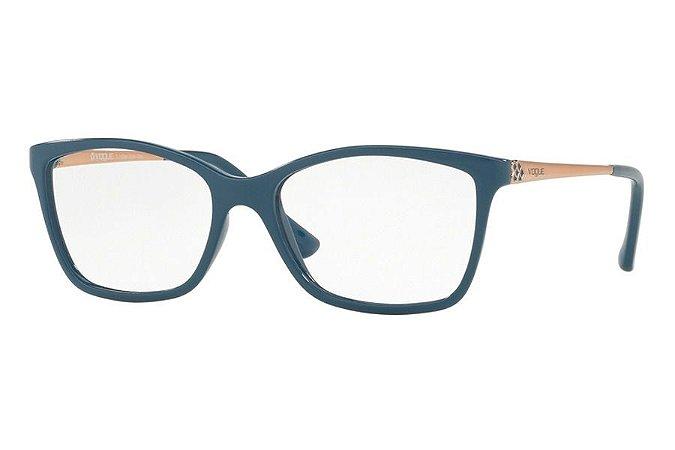 Armação Óculos de Grau Vogue Feminino VO5043L 2416 - Ótica Quartz a9c5c6dae7