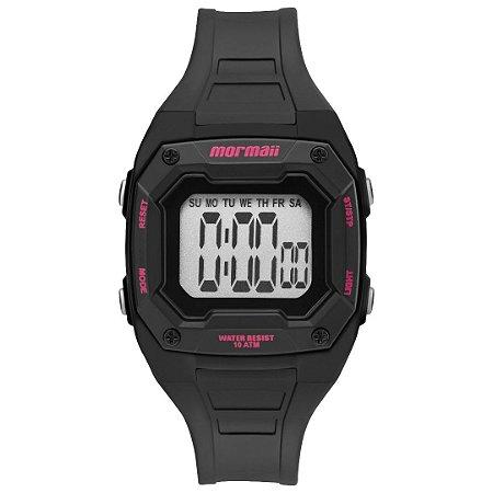 9e0268e4c21 Relógio Mormaii Unissex Digital MO9451AA 8T - Ótica Quartz