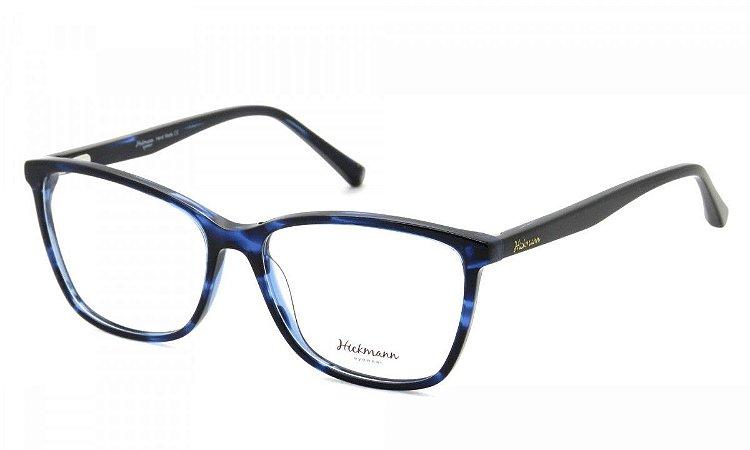 Armação Óculos de Grau Hickmann Feminino HI6087 E03