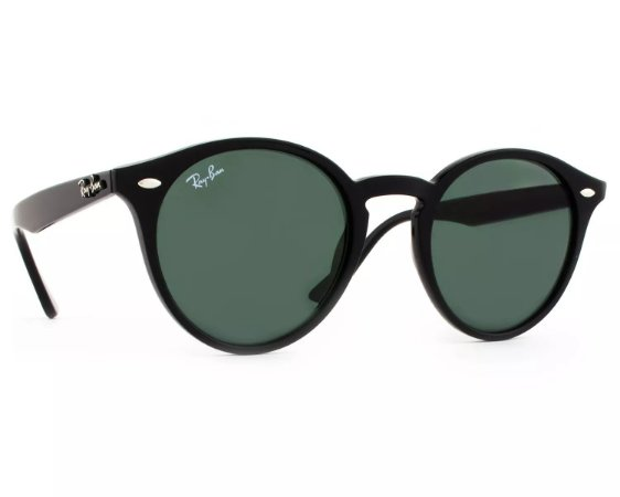 Óculos de Sol Ray-Ban Round Stylish RB2180L 601 71 51 - Ótica Quartz 20262b839b