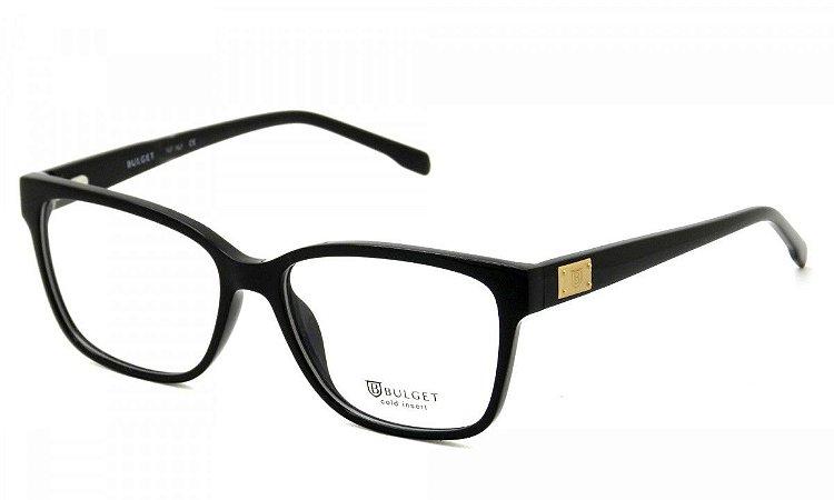 Armação Óculos de Grau Bulget Feminino BG4016 A01 - Ótica Quartz 27e37819a4