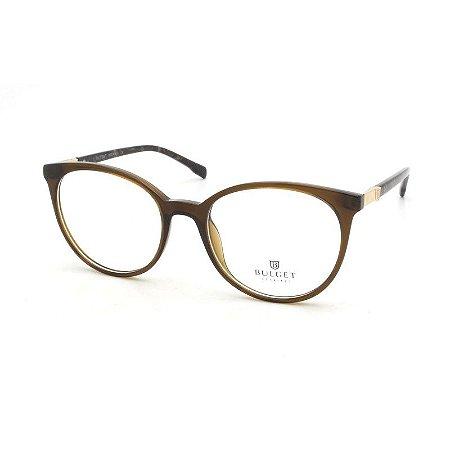 Armação Óculos de Grau Bulget Feminino BG6290I T02 - Ótica Quartz b71e6b73f4