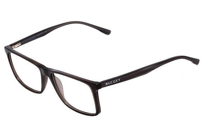 0b51881b909fb Armação Óculos de Grau Bulget Masculino BG6277I T01 - Ótica Quartz