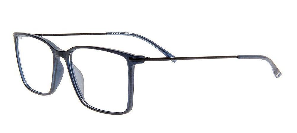 Armação Óculos de Grau Bulget Masculino BG4097 T01 - Ótica Quartz 4bdb7b2b96