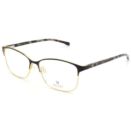 686accfb6501a Armação Óculos de Grau Bulget Feminino BG1552 09A - Ótica Quartz