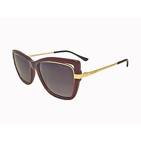 Óculos de Sol Bulget Feminino BG5094 T02 - Ótica Quartz c64e02e1cb