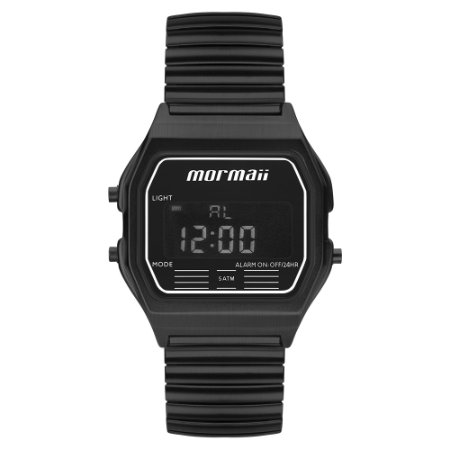 Relógio Mormaii Unissex Vintage Digital MOJH02AW/4P
