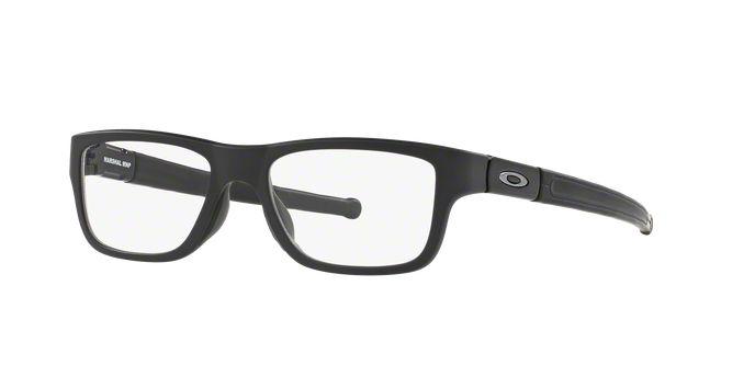 Armação Óculos de Grau Oakley Masculino Marshal MNP OX8091-01 55