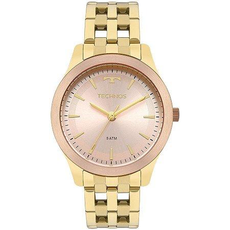 Relógio Technos Feminino Elegance Dress Analógico 2035MPM/5T