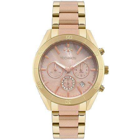 Relógio Technos Feminino Elegance Ladies Analógico JS25BW/5M