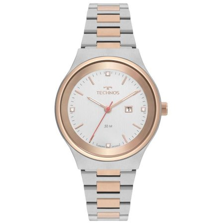 Relógio Technos Feminino Elegance Boutique Analógico 2015CCB/5K